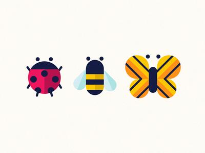 Baby Pollinators