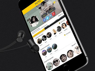 MTN - Music App app music mtn native vml