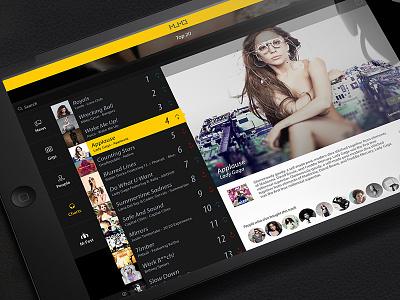 MTN - Music App native vml mtn music app