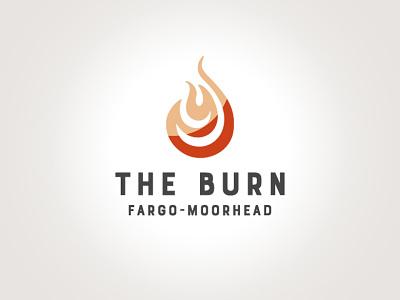 The Burn Fargo-Moorhead fargo branding worship church christian ministry