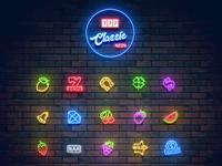 Classic Neon Slot
