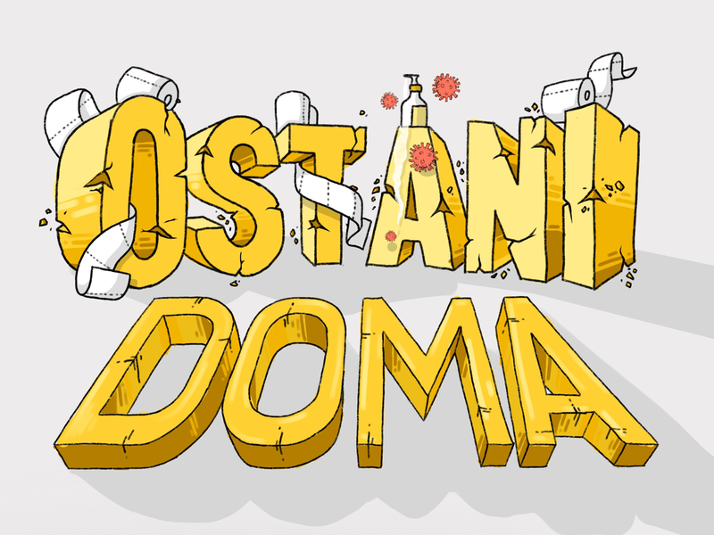 Stay Home - Ostani doma