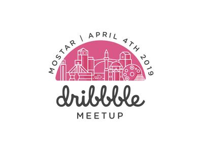 Mostar Dribbble Meetup