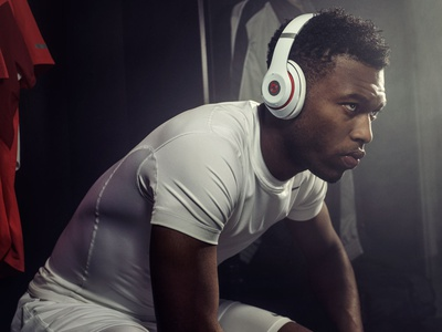 Beats by Dr Dre: The Game Before the Game creative direction photography