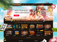 Caribic Casino Web