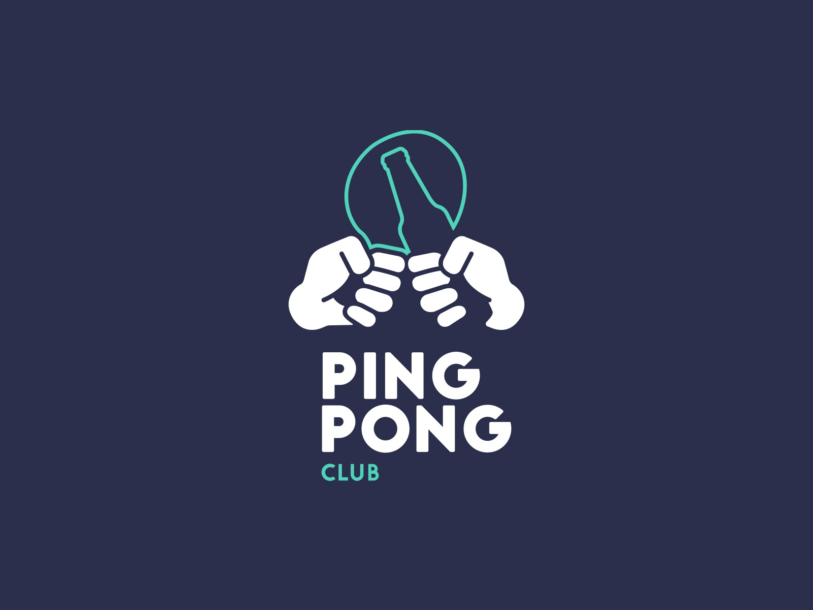 Ping Pong Club Concept