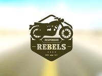 Responsive Rebels logo exploration