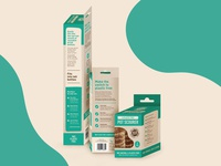 Kitchen Brush Packaging