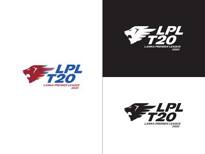 Lanka Premier League 2020 logo - Concepts t20 cricket lanka design branding logo