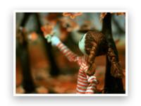 Autumn Theme Diorama