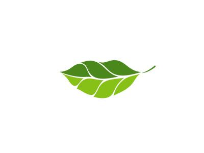Linden Lips woman nature green branding brand mark logo leaf lips lime linden