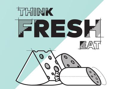 Sandwich zone sandwich eat fresh food illustration trinetix