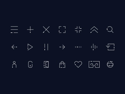 Pictos Outlines