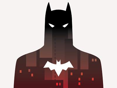 Batman Day bat poster digital comic books gotham city gotham comics dark knight batman vector illustration