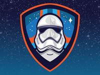 Stormtrooper badge