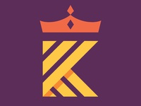 'K' is for King