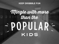Popular Kids