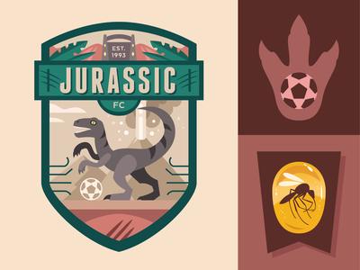 Jurassic FC Crest