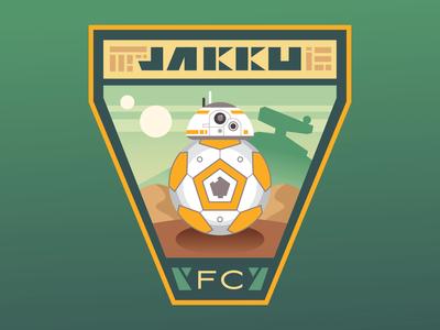 Jakku FC Crest