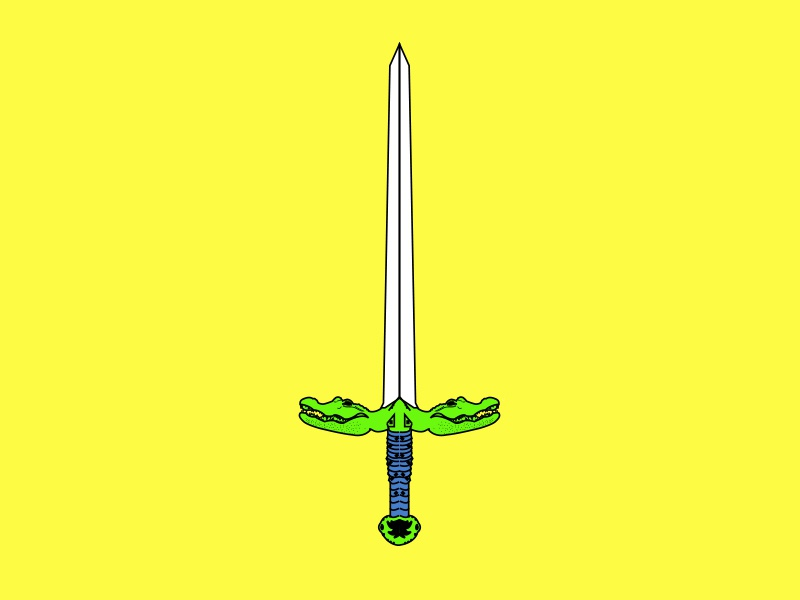 sevimli tattoo sword