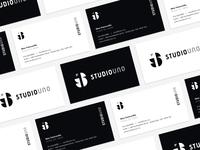 Studio Uno | Business Cards