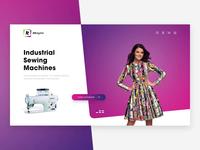 RBDigital | Landing Page Animation