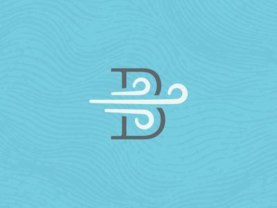 BreatheEasy B b logo