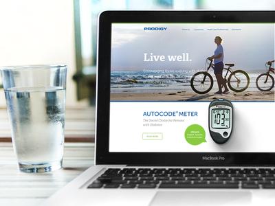 Landing Page webpage landing page diabetes