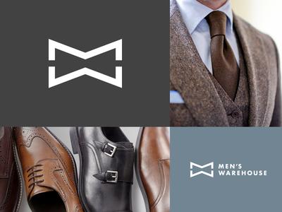 For Fun: Men's Warehouse Redesign