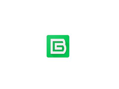 Personal Mark - Materialized illustrator portfolio google android brand personal logo icon design material