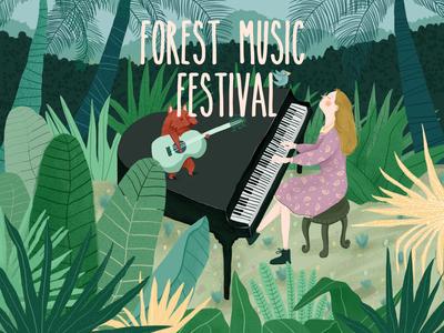 Forest Music Festival