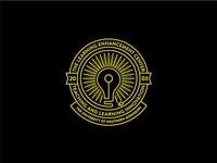 LIghtbulb Badge