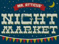 Mockingbird Cafe Night Market