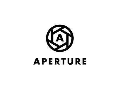 Aperture Logo aperture logo thick lines