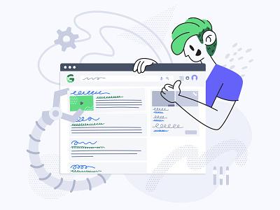 Rank like a pro product illustration illustration rank optimization seo