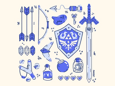 Items of Legend