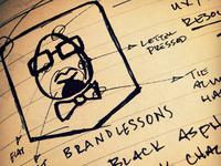 Brandlessons Logo Sketch