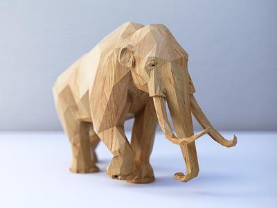 PolyWood Elephant