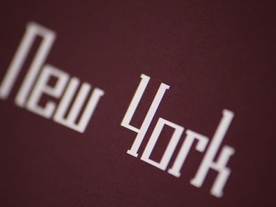 New York Serif