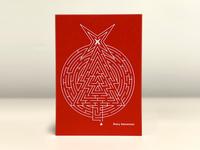 EI Christmas card