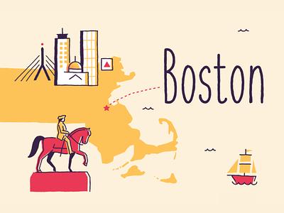 Boston george washington monument massachusetts tall ships boston