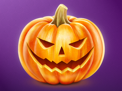 Pumpkin helloween icon halloween illustration cisco orange artua