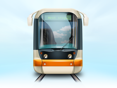 Transportation Icon icon cisco tram artua