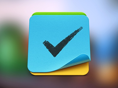 2do app icon artua icon illustration app icon mac to do check mark sticker app store