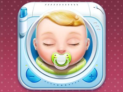 Baby Monitor icon iphone baby monitor artua