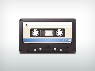 Tape cassette icon icon tape cassette illustration cisco artua