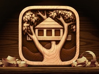 Treehouses app icon