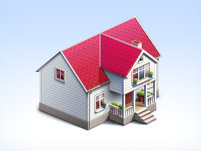 Norway House icon icon illustration norway house building roof artua