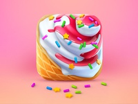 IceCream app icon