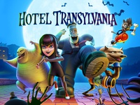 Hotel Transylvania 2 application